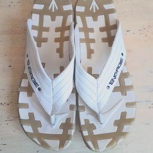 Comfy Men's Leather Sandals